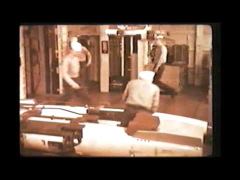 Mark 43 and Mark 57 Nuclear Weapons - Shipboard