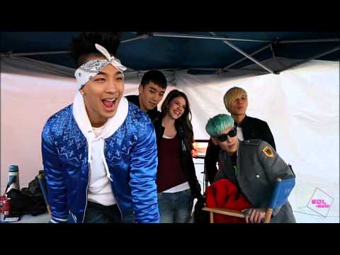 BIGBANG Blue MV making - TAEYANG ver.