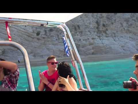 project corfu video From Paleokastritsa to Paradise Beach, Corfu, Greece