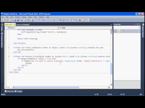 How to write to text file in vb