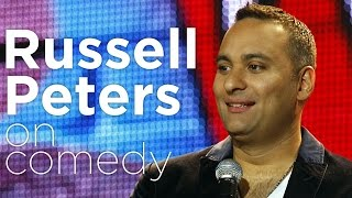 Russell Peters Sucks At Twitter, Great On Stage Mashable