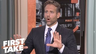 Max Kellerman: 'I'm the only one who doesn't' owe Tom Brady an apology | First Take | ESPN