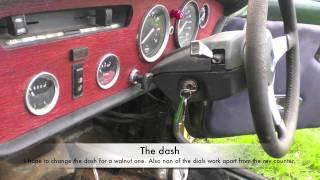 Triumph Spitfire 1500 Restoration