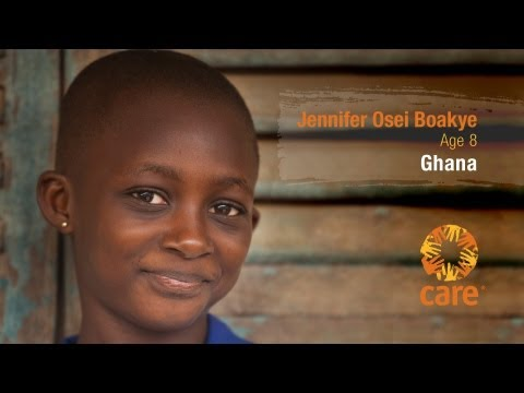 Jennifer: Ghana Art Project