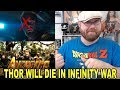 Thor will DIE in Avengers Infinity War