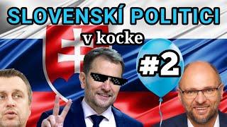 Slovenskí politici #2