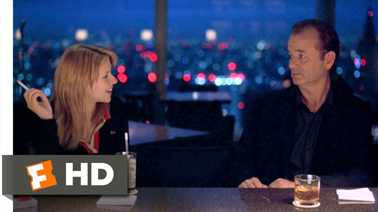 Lost in Translation (7/10) Movie CLIP - Bob and Charlotte Meet (2003