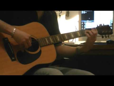 Jovanotti - L'elemento umano cover acustica accordi (How to play)