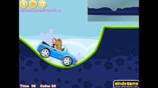Tom And Jerry Online Games Tom And Jerry Car Games Car