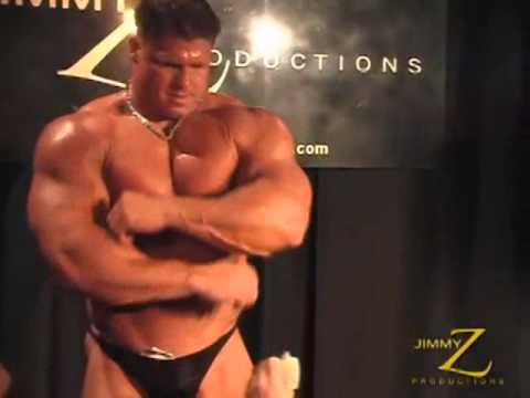 handsome bodybuilder Johnny Bravo muscle worship,