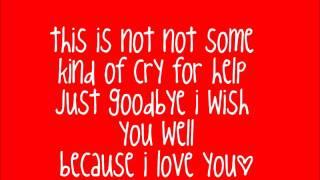 Kill Myself- Tim McGraw
