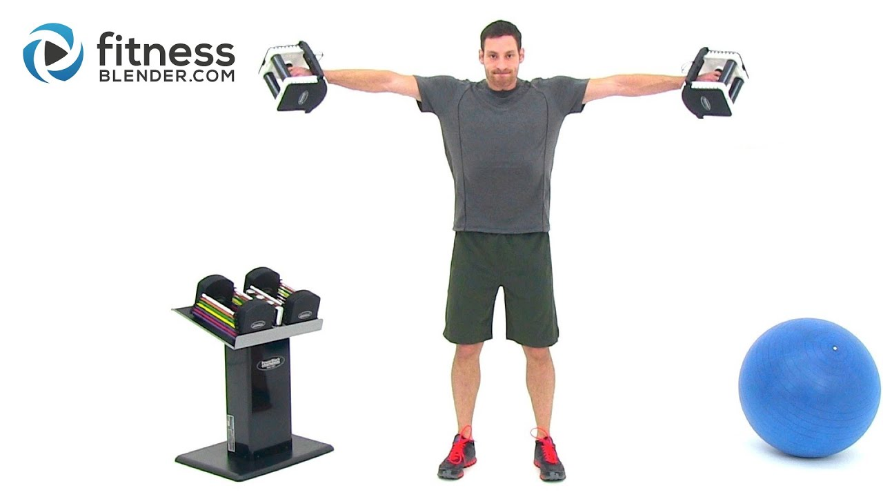 Cannonball Shoulders Workout Deltoid Exercises To Get