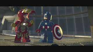 Lego Marvel Super Heroes Stage 5: Rebooted, Resuited HD