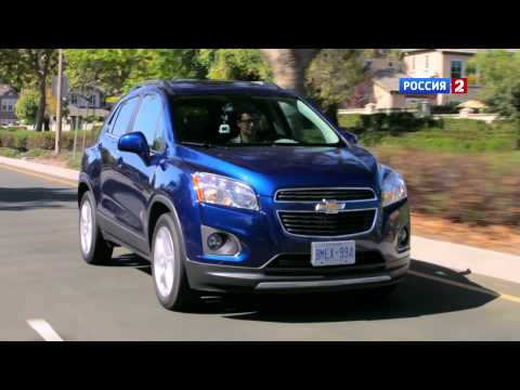 - Chevrolet Tracker (Trax) 2013 //  77