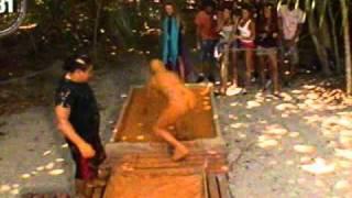 Alba Parietti nel fango! - Isola dei famosi view on youtube.com tube online.