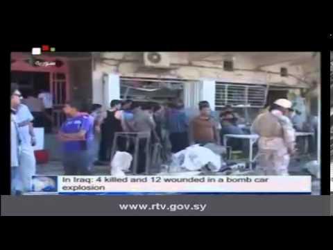 Syria TV news