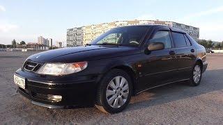 1998 Saab 9-5 SE. Обзор (интерьер, экстерьер, двигатель).. MegaRetr