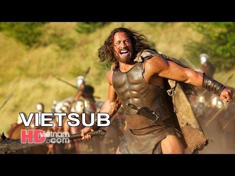 HERCULES (Anh Hùng Héc-Quyn) - Trailer 2 (2014) (Vietsub)