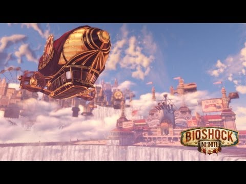 | Bioshock Infinite | Let's Play | HD | Focking Zeppelin | #11