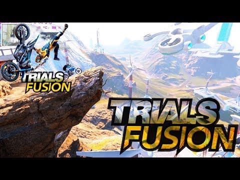 Trials Fusion | Jogo de Moto Trial, épico e muitas manobras !