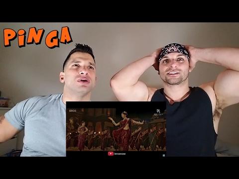 PINGA - Deepika Padukone & Priyanka Chopra [REACTION]