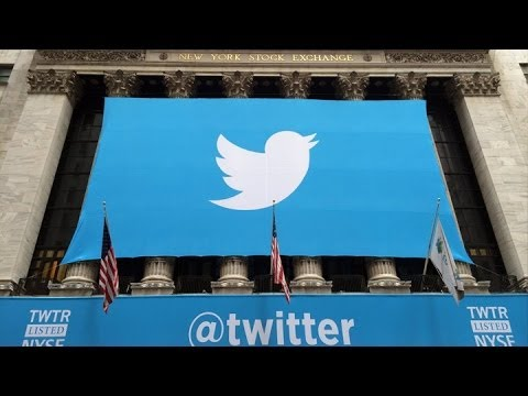 Surprise: Twitter Slumps as Post-IPO Lockup Ends