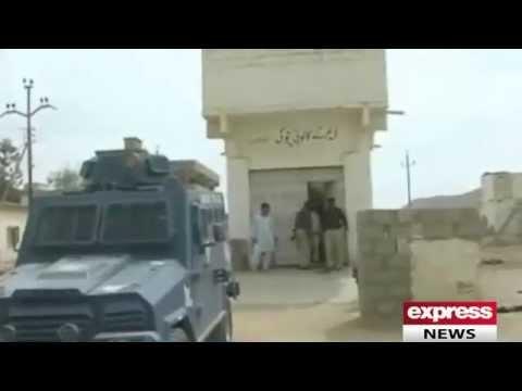 Blast in Karachi near police check post