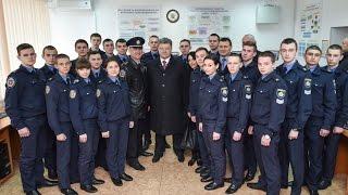 Візит Президента України до ХНУВС