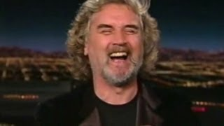 Billy Connolly Funny with Tom Snyder