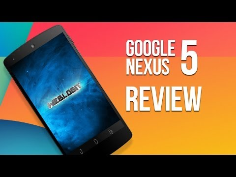 Google Nexus 5 Test / Review (Deutsch)