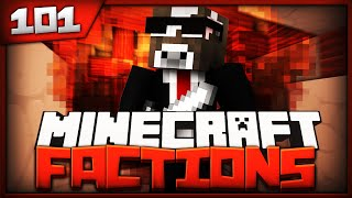 Minecraft FACTION Server Lets Play - ISLAND HOPPING RAID - Ep. 101 ( Minecraft Factions Server )