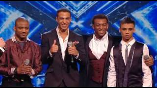 X FACTOR Final 2008 JLS Hallelujah FULL HD