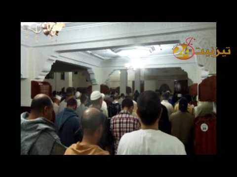 تراويح مسجد الرحمة بتيزنيت