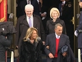Raw: Boehner, Gingrich, Dole Arrive at Capitol