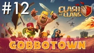 Clash Of Clans Single Player #12: Gobbotown Minimalist