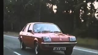 VAUXHALL CHEVETTE 1980 LAUNCH ADVERT