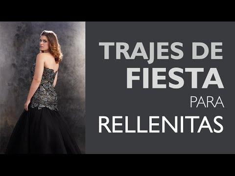 Vestidos de Fiesta para Gorditas | Tallas Grandes