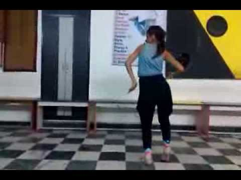 Naina lagiya barisha contemporary dance by Rockstar Natasha - rockstar academy chandigarh india