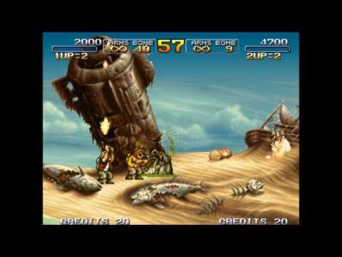METAL SLUG 3 (Steam Ver.) Gameplay Movie