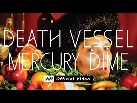 Thumbnail of video Death Vessel - Mercury Dime [OFFICIAL VIDEO]