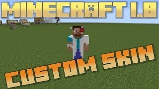 Minecraft 1.8: Player Skin Editing - Tutorial & Downloads
