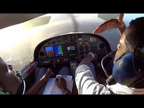 Trinidad Cross Country Flight