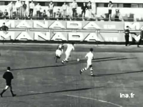 Euro 1960 Match for 3rd place France - Czechoslovakia (09.07.1960)