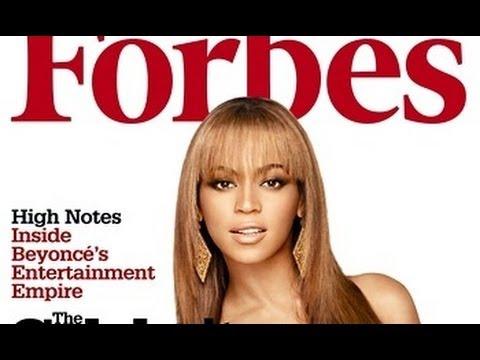 Beyonce: Ngôi sao quyền lực nhất thế giới theo Forbes