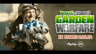 "Plants Vs. Zombies: Garden Warfare ""Chum Rush"""