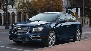 2015 Chevrolet Cruze Start Up And Review 1.4 L 4-Cylinder
