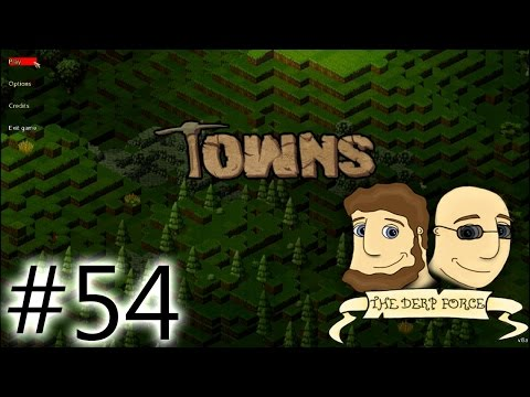 Towns Co-op - Part 54 - Time For Some Infrastructure