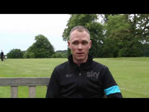 Chris Froome: I'm ready for the 2014 Tour de France
