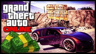 GTA 5 Money Best Solo Unlimited Money Method For Coveted