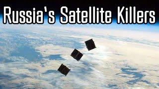 "Russia's Mystery Launch of the ""Sputnik Inspektor"" - A Satellite Killer?"